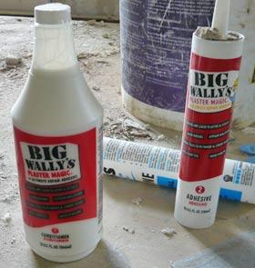 Photos Of Wally S Plaster Repair